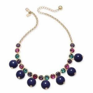 Kate Spade Women's Jewel Crystal Gold Tone Bauble